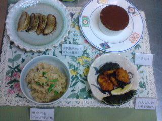 26日の料理教室