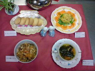 昨日は韓国料理でした
