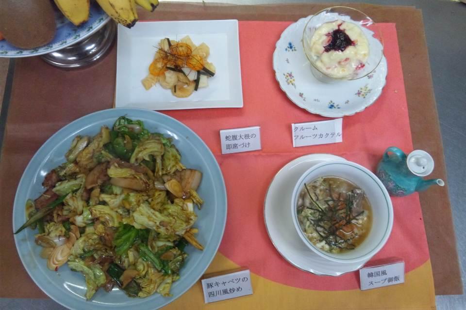中国、韓国料理