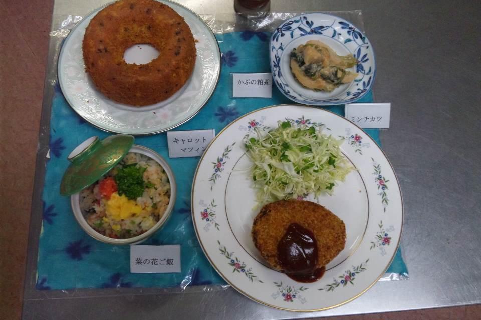 お手軽惣菜料理