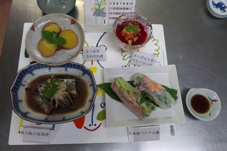 お手軽惣菜〜さんまの有馬煮