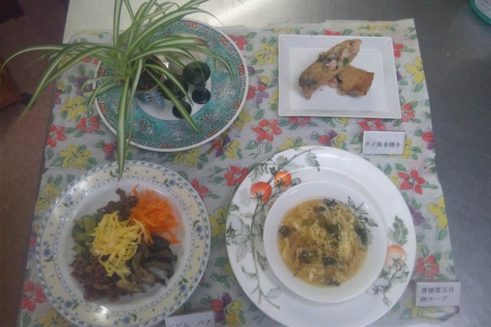 アジア料理〜ビビンバ